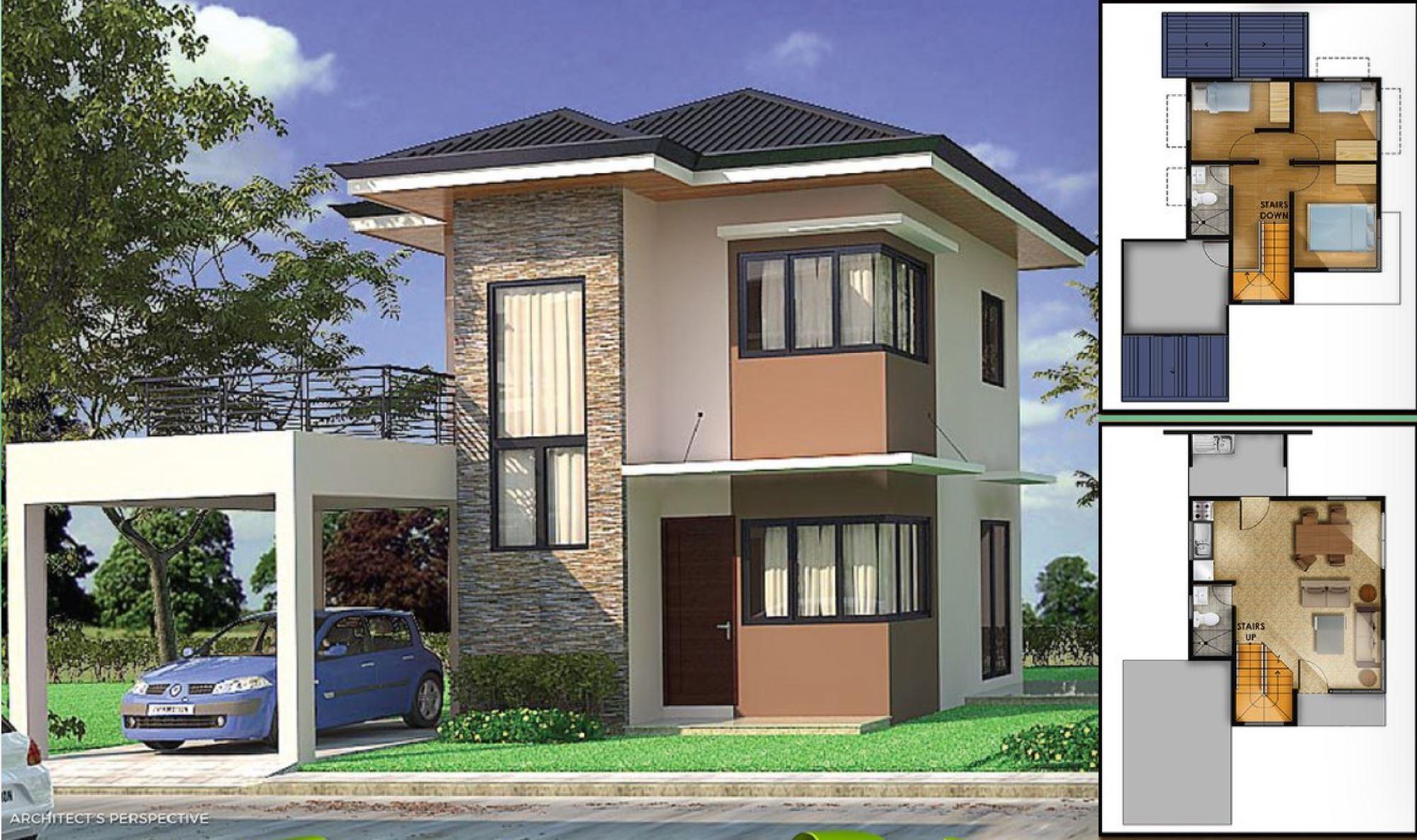 Diamond Heights Lipa City Batangas House model Quartz Expanded
