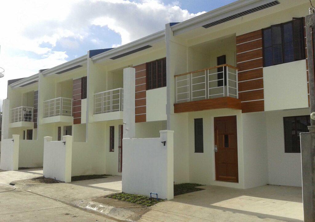 Marian Heights house model at lipa city batangas