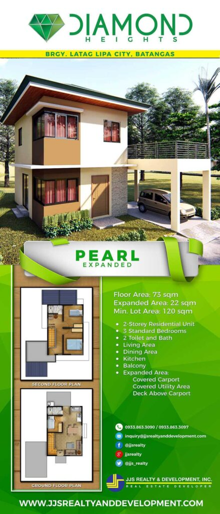 Pearl Expanded house model